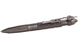 Uzi Accessories UZITACPEN4GM Tactical Pen 1.5oz Gun Metal