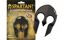 PSP Spartanbk Spartan Keychain Portable Close Contact Black
