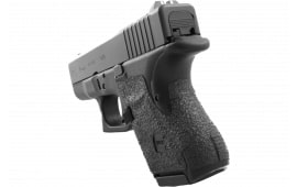 Talon 117rd Adhesive Grip Glock 26/27/28/33/39 Gen 4 Medium Backstrap Textured Rubber Black