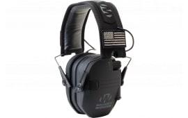 Walkers Game Ear Gwprsempat Razor Electronic Patriot Muff 23 dB Black
