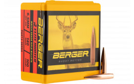 Berger Bullets 26552 Bull 6.5M 140G ELT Hunt 100