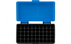 Berrys 53852 401 Ammo BOX .380/9MM 50rd BLU/BK