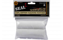 SEAL1 1009-250 .22-.270 Cleaning Patch 250CT
