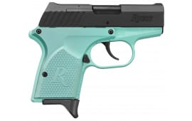 Remington 96453 RM380 380 Micro 2.9IN 6+1 Light Blue/Black