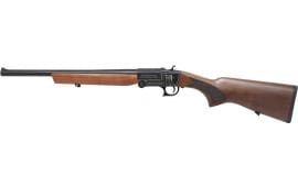 "Iver Johnson Arms IJ7002018C Johnson 20GA. 3"" 18.5"" MC3 Black Wood Shotgun"