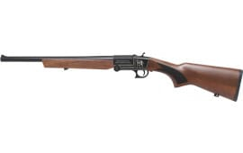 "Iver Johnson Arms IJ70020Y18C Johnson Youth 20GA. 3"" 18.5"" MC3 Black Wood Shotgun"