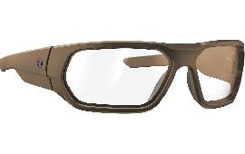 Magpul MAG1042-241 Radius Eyewear FDE/CLEAR