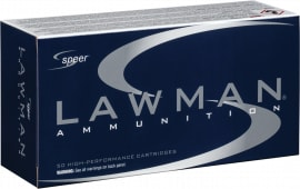 Speer 53653 Lawman 45 ACP 230 TMJ - 50rd Box