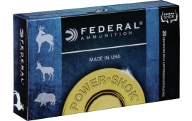 Federal 65CRDB 6.5 Creedmoor 140 SP - 20rd Box