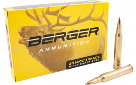 Berger Bullets 70020 300 WIN 185 GR Classic Huntr - 20rd Box