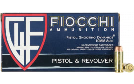 Fiocchi 10AP 10M 180 FMJTC - 50rd Box