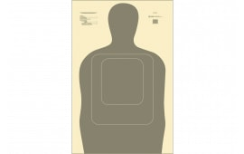 TQ15GRAY100 TQ-15 Gray Targets 100 BX