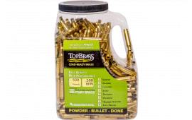 TOP Brass LLC 8B308WINMY-5C-J Premium Reconditioned Unprimed 308 Win Brass 500