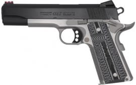 "Colt Defense O1070CCPTT Competition 5"" TWO Tone G10"