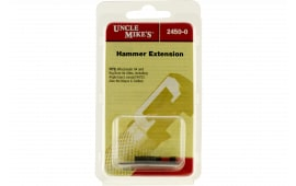Uncle Mikes 2456 Hammer Extension Ruger Blackhawk/H&R Topper/Handi-Rifle Steel Blued