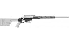 Remington 19949 700 Precision Chassis with Square Drop Handguard Aluminum Black