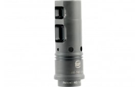 Surefire SFMB762 Suppressor Adapter Muzzle Brake AR-10 7.62x51mm Stainless Steel 2.6""