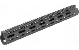 "UTG Pro MTU019SS AR15 Rifle Handguard Aluminum Black 15"""