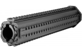 Mission First Tactical M44L 4-Sided Handguard Rail AR15/M16 Polymer Black