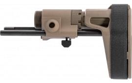 Maxim MXM-47545 CQB Pistol STD FDE