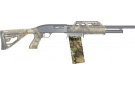 Adaptive Tactical 04923 Venom Shotgun10rd Box Mag Stock Set Kit Moss 590 12GA Poly MultiCam