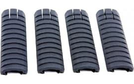 Pro Mag PM015A 1913 Picatinny Rail Rib Cover Panel (4) Pack