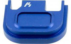 Strike SIGSPV1BLU Glock V1 Slide Cover Plate Glock 17-39 Aluminum Blue