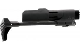 Strike Siviperpdwbk Viper PDW Stock AR Rifle 6005A-T6 Aluminum Black