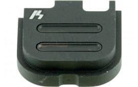 Strike SIGSPG43-VBK Glock 43 V2 Slide Cover Plate Aluminum Black