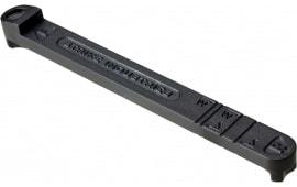 "Strike Siarstocksto AR Stock Stop Thermoplastic Black 3.48"" L x 0.334"" W x 0.422"" H"