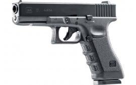 UMA 2255208 Glock 17 Gen 3 Blowback Black .177/BB