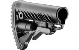 FAB FX-GLR16B GLR16 AR15 M16 Stock Black