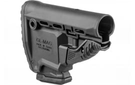 FAB FX-GLMAGB Glmag M4 Survival Stock Black