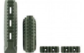 FAB FX-AK47G AK47 Quad Rail Polymer Handguard