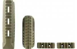 FAB FX-AK47T AK47 Quad Rail Polymer Handguard