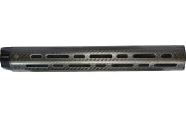 Lancer LCH715V0NR16 LCH AR Rifle Carbon Fiber Handguard Black Extra Long 16.25""