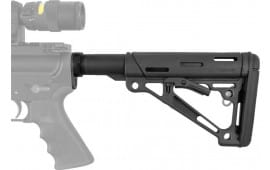 Hogue 15045 AR-15 Rifle Polymer Black Buttstock Kit