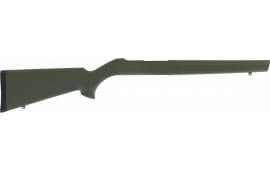 Hogue 22210 Overmold Rifle Rubber Overmolded Synthetic Olive Drab Green