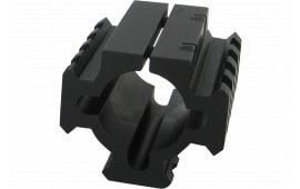 "TacStar 1081100 Shotgun Rail Mount Shotgun Rail Short 1.8"" Black"
