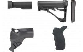TacStar 1081221 Shotgun Collapsible Stock Kit Remington 870 Polymer Black