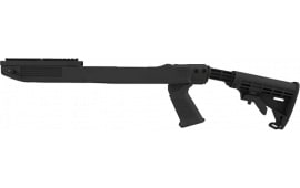 Tapco 16751 Intrafuse 10/22 T6 Standard Stock System Composite Black
