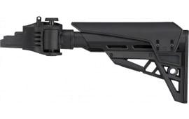 Advanced Technology B2101226 Strikeforce AK47 Folding Stock Glass Reinforced Polymer Black