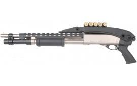 Advanced Technology TFS0600 Shotforce Mossberg 500/590 Shotgun Glass Reinforced Polymer Black