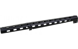 "Advanced Technology SBS4600 ShotForce Heatshield Deluxe with Ghost Rings AR-15 Steel 13.5"" L"