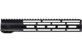 "Hera 110512 IRS AR15 Rifle Aluminum Handguard with M-Lok Black Hard Coat Anodized 12"""