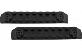 Hera 18.01.01 P-KMRS Polymer Keymod Rail Set 2 Black