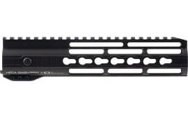 "Hera 110516 IRS AR15 Rifle Aluminum Handguard with Keymod Black Hard Coat Anodized 9"""