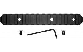"Grovtec US Inc GTSW230 Picatinny Keymod Rail AR Style 15 Slot Aluminum 6"""
