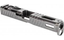 ZEV SLD-Z17-5G-OMEN-RMR-GRY Stripped 17 Slide G5