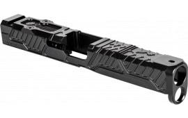 ZEV SLD-Z17-3G-ORION-RMR-DLC Stripped 17 Slide Black